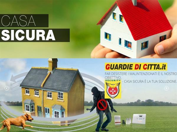 Come garantirsi la sicurezza dentro casa e tenere fuori i ladri